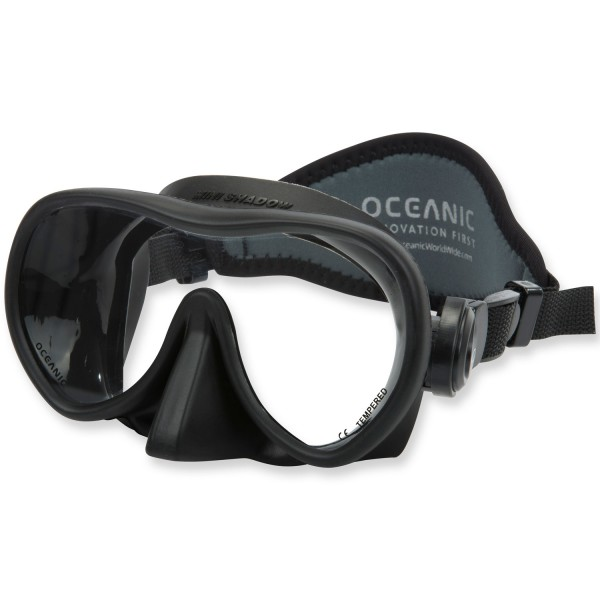 Tauchmaske Oceanic Mini Shadow Dark