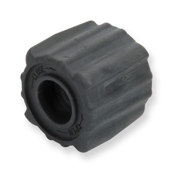 Subgear Handrad für Flaschenventile (schwarz)
