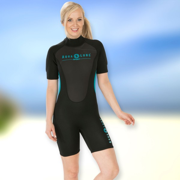 Aqualung 3 mm Shorty Rando für Damen