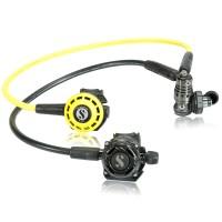 Scubapro MK 25 EVO A700 Black Tech mit R195 Oktopus