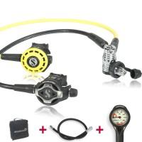 Scubapro MK 25 EVO S620 TI Kompfort Set - geprüft und montiert