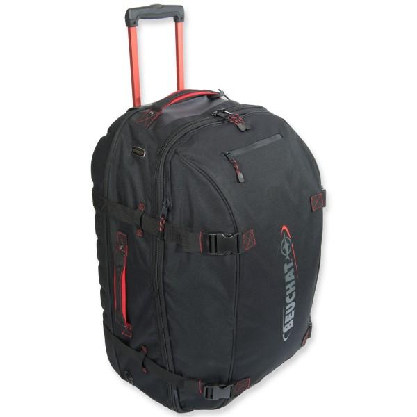 beuchat voyager xl gro e reisetasche mit rollen 137 liter ebay. Black Bedroom Furniture Sets. Home Design Ideas