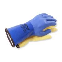 Trockentauchhandschuh mit Innenhandschuh - für Ringsystem