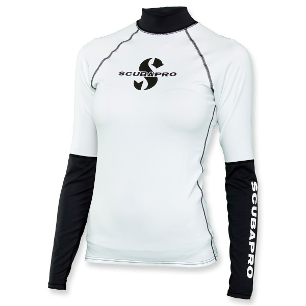 Scubapro Rash Guard Shell - Damen langarm UPF 50