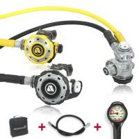 Apeks MTX-R Atemregler Komfort Sparset - geprüft und montiert