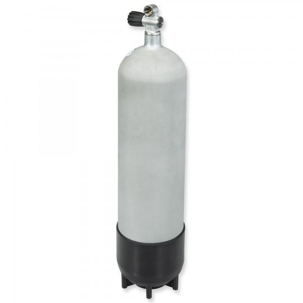 Polaris Steel Beast - Hot Dipped - 12 Liter Stahlflasche lang mit Mono Ventil