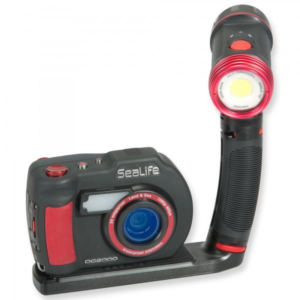 Sealife DC 2000 Pro 2500 Sparset - mit Kamera und Beleuchtung