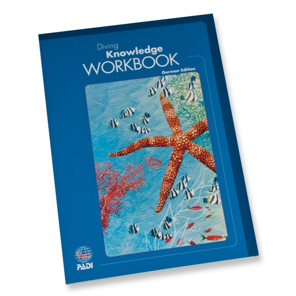Padi Diving-Knowledge - Workbook (D)