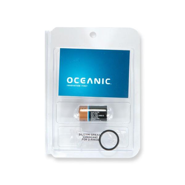 Batterie-Kit für Oceanic Tauchcomputer VTX