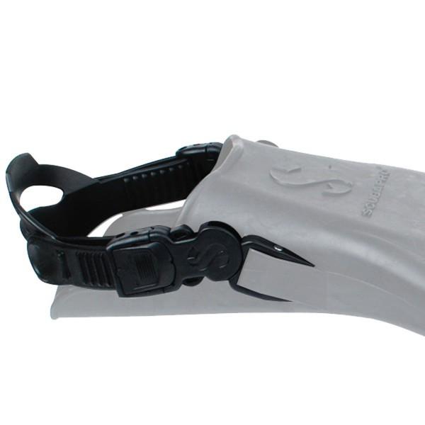 Fersenband mit Schnalle für Twin Jet