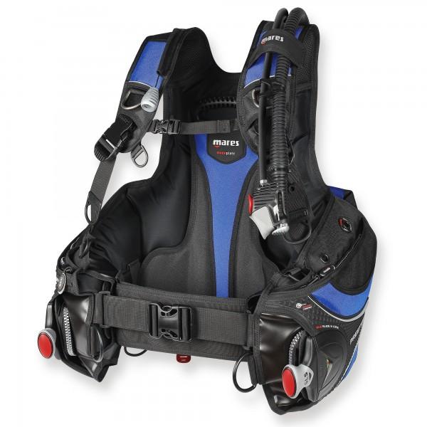 Mares Prestige SLS - bequemes ADV Jacket, blau