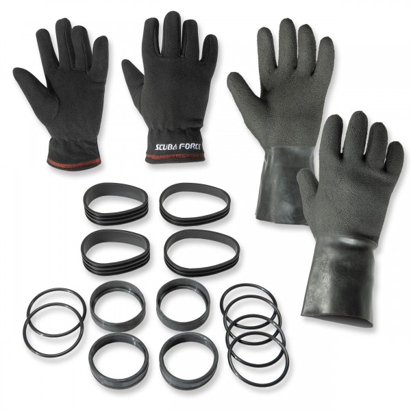 Thenar Dry Glove Complete Set - Trockentauchhandschuhe