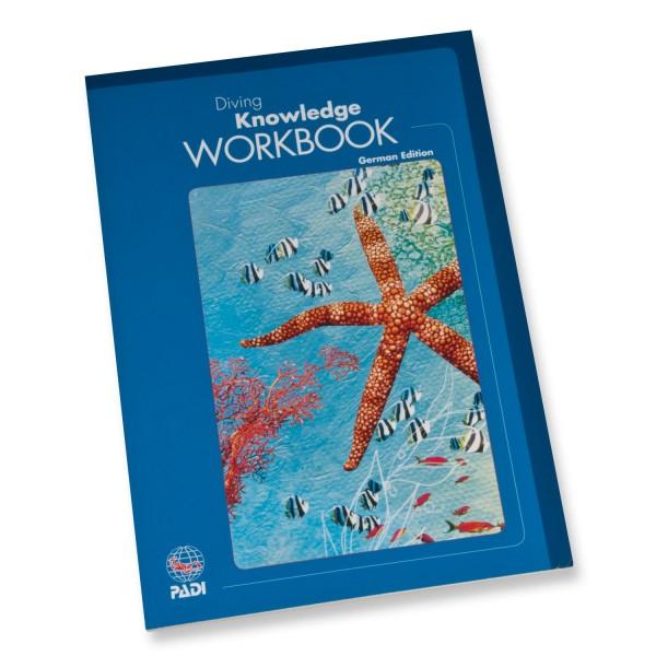 Padi Diving-Knowledge - Workbook (D)