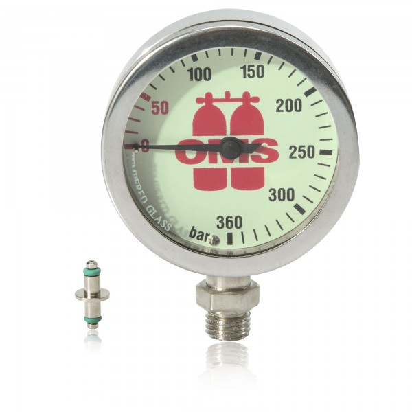 OMS Master Finimeter - 63 mm, Mineralglas