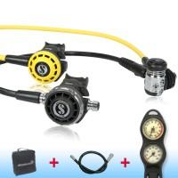 Scubapro MK 17 EVO G260 de luxe Sparset - geprüft und montiert
