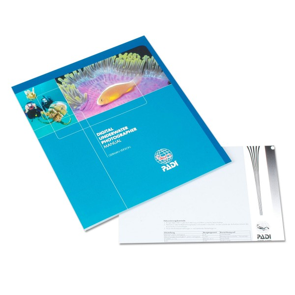 Padi Unterwasser-Fotografie Digital (D)