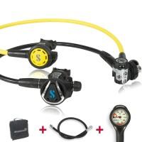 Scubapro MK11 C370 Komfort Sparset - geprüft und montiert