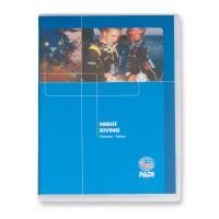 DVD PADI Night Diving (D)