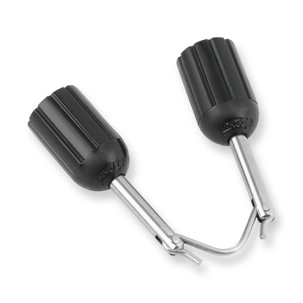 Cressi Jointed Wishbone Type B - Einrasthaken für Spanngummi