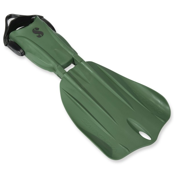 Scubapro Seawing Gorilla Army-Green - härter mit TOP Vorschub
