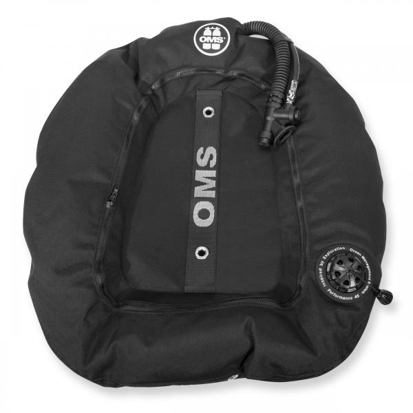 OMS Performance Double Wing 45 lb. - schwarz für Doppelflaschen
