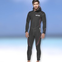Seac Resort 7 - Tauchanzug mit Kopfhaube - Herren, 7 mm Neopren