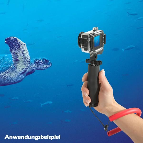 Riff Handgriff mit Schlaufe für Action-Cams