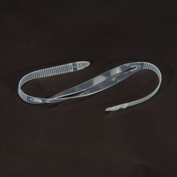 Maskenband Aquasphere transparent