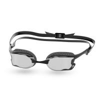 Head HCB Viper HT Mirrored Schwimmbrille - vorgeformte Linsen, schwarz