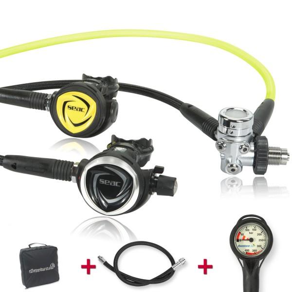 Seac DX 200 ICE Komfort Sparset - geprüft und montiert