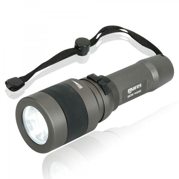 Mares EOS 10RZ Tauchlampe - Leuchtwinkel verstellbar