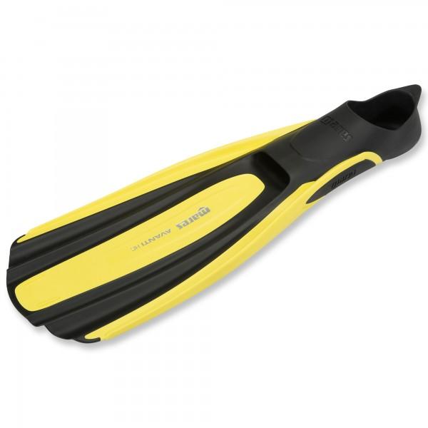 Mares Avanti HC - Schnorchelflosse mit Hyperchannel - gelb