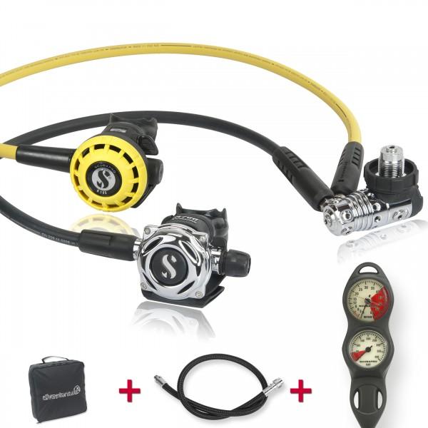 Scubapro MK 25 EVO A700 de luxe Sparset - geprüft und montiert