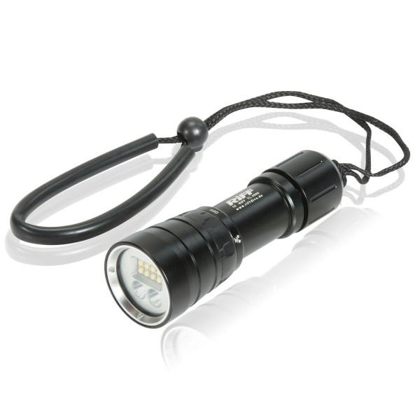 Riff Tauchlampe TL-4000 - bis zu 2600 Lumen