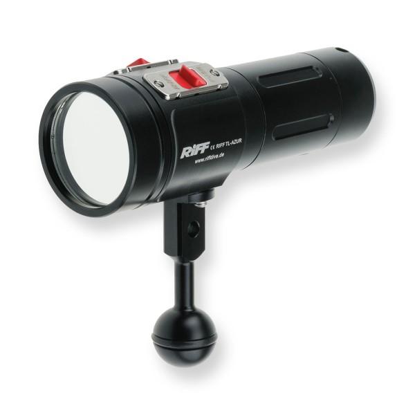 Riff TL Azur - Lampe für Fluoreszenstauchgänge