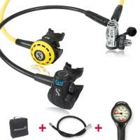 Scubapro MK25 EVO D420 Komfort Sparset - geprüft und montiert