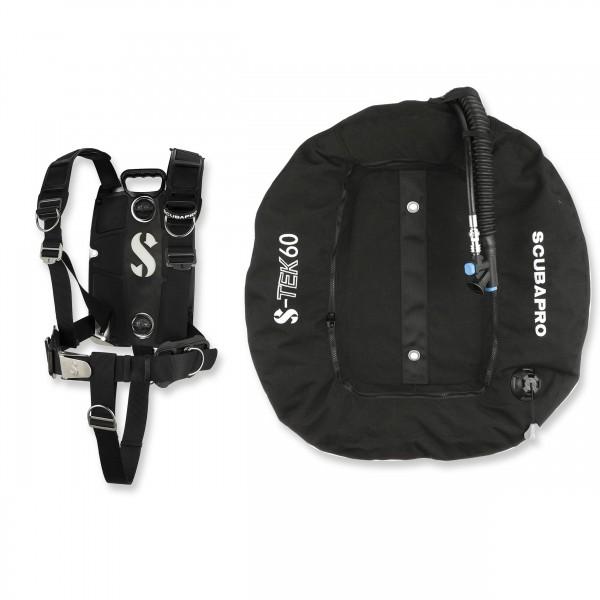 Scubapro S-Tek Pro System 27 kg Auftrieb