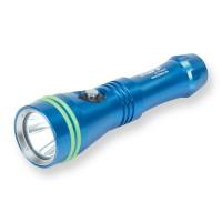 Riff TL Maxi Tauchlampe - 1200 Lumen iceblau