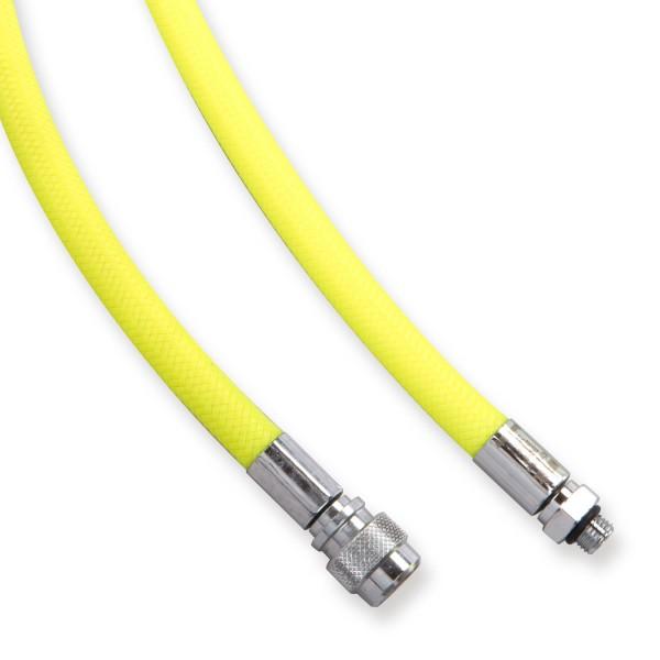 Miflex Inflatorschlauch - gelb - 51 bis 90 cm