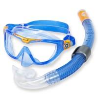 Aqualung Schnorchelset Mix - Schnorchelspaß für Kinder 4 bis 10 Jahre