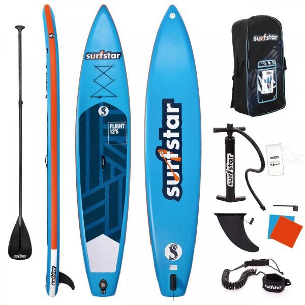 Surfstar SUP 12´6 - komplettes Sparset
