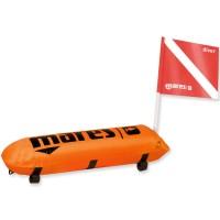 Mares Torpedo Tech Boje mit Taucherflagge