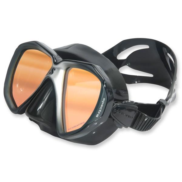 Verspiegelte Tauchmaske Spectra Mirror
