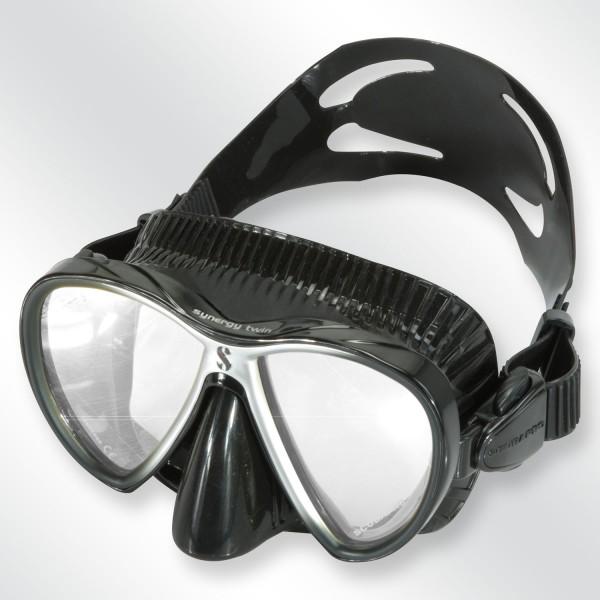 Synergy Twin Trufit  - weicher Maskenkörper von Scubapro