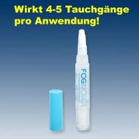 Fogkicker Antibeschlag - wirkt 4-5 Tauchgänge