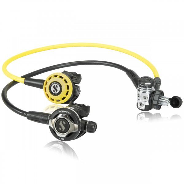 Scubapro MK 17 EVO  S600 Basic Sparset m. R195 Okto. - geprüft und montiert