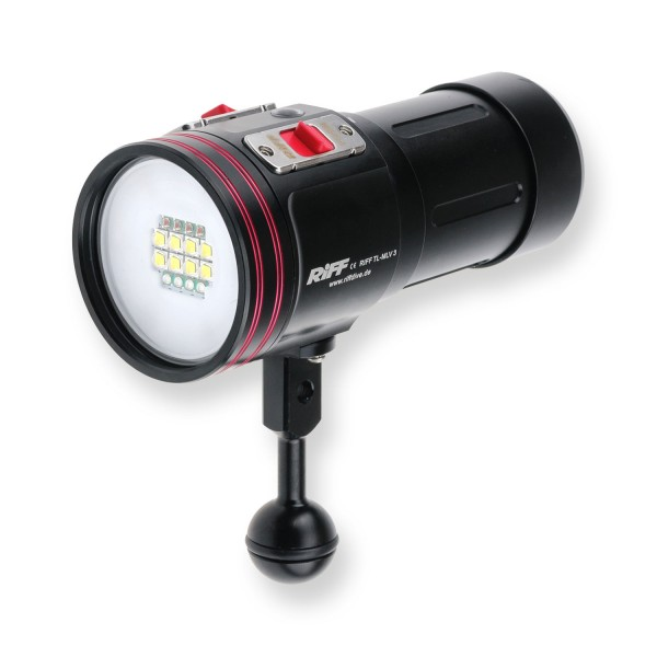 Riff TL MLV 3.2 Multi Video Lampe - über 5000 Lumen, mit 2 UV LED´s