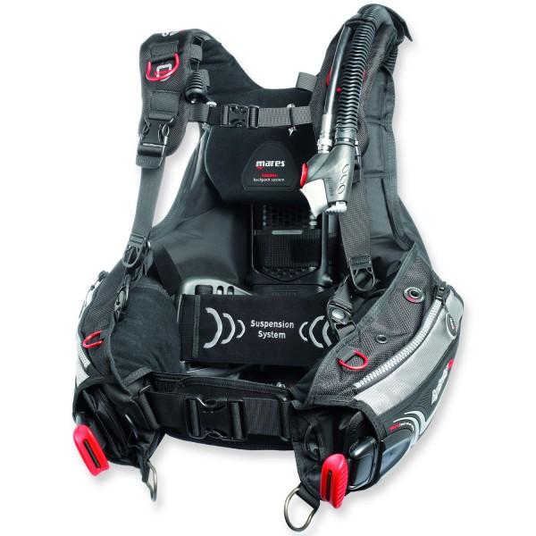 Mares Jacket Hybrid MRS Plus