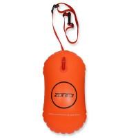 Zone3 Swim Safety Buoy Dry Bag 28 Liter - orange