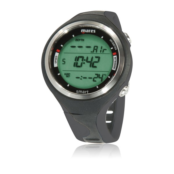 Mares Smart Tauchcomputer - Uhrenformat
